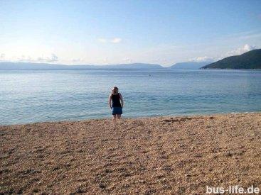 Strand auf Cres