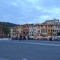 Lerici Altstadt