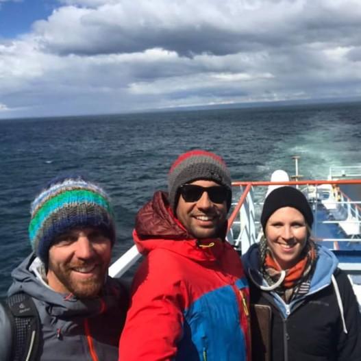 Faehre nach Punta Arenas