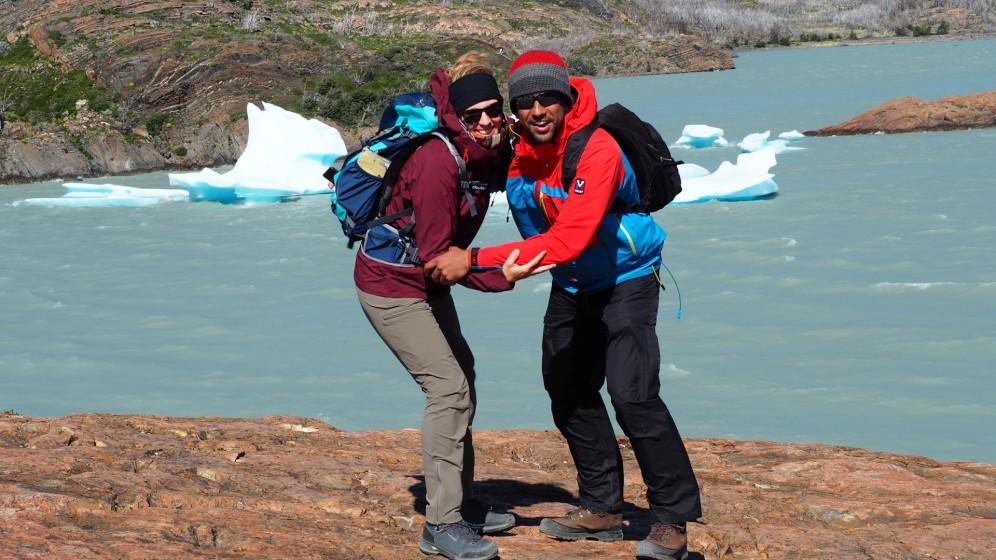 patagonischer Wind