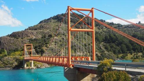 Brücke an der Carretera Austral