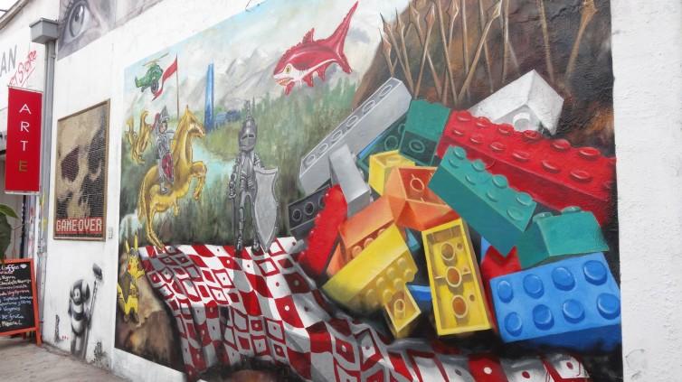 Graffitiart