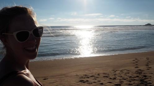 Am großen Strand