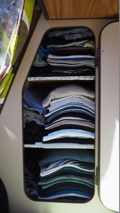 Unser gemeinsamer Kleiderschrank