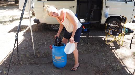 Wäsche waschen wie die Omis