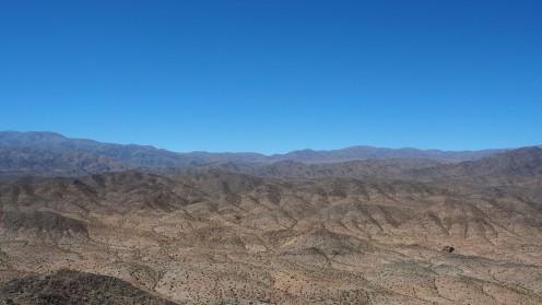 Mondlandschaft bei El Leoncito