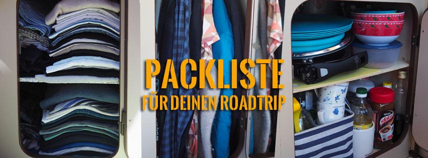 Packliste eckig