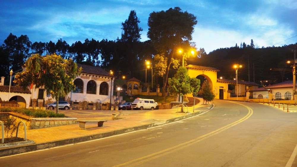 Plaza Mayor Zipaquira