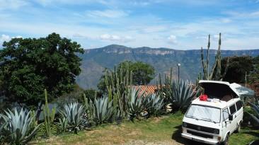 am Canyon Chicamocha