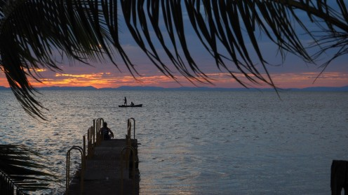 Abendstimmung Isla Ometepe