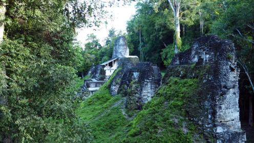 die sieben Tempel