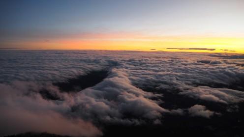 Auf 4200 Höhenmeter