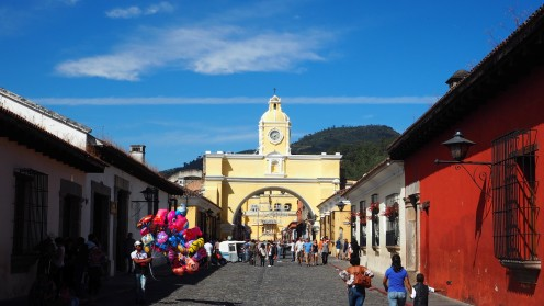 Antigua City