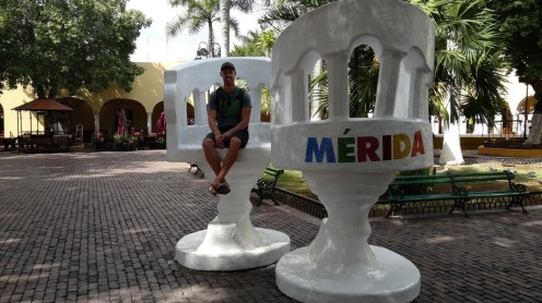 Merida Downtown