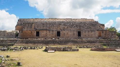 Kabah Ruinen