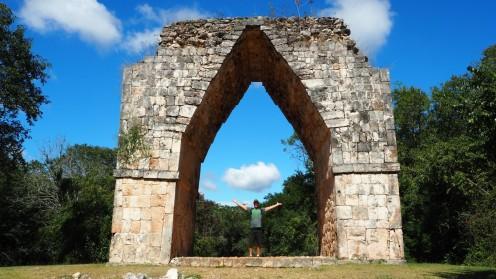 Ruinas Kabah