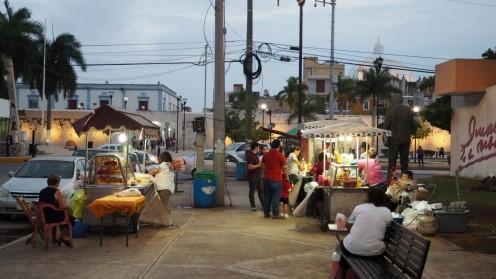 Streetfood Markt