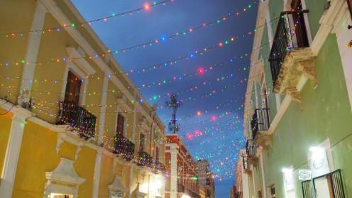 Campeche Streetlight