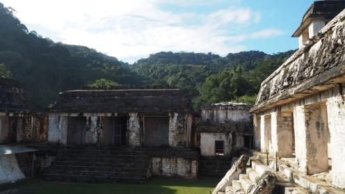 Palacio in Palenque
