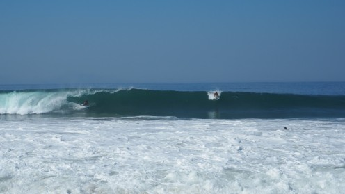 Puerto Escondido Pipeline