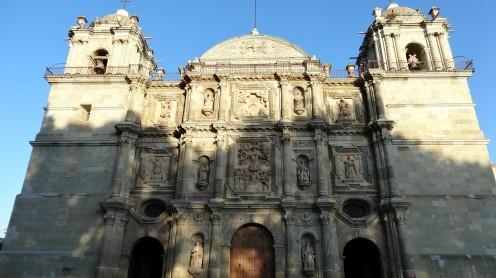 Kirche in Oaxaca