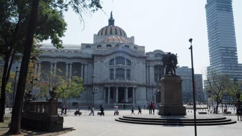 Mexico Stadt