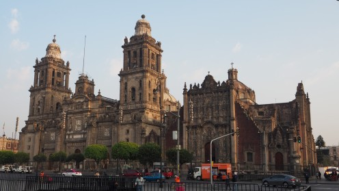 Historic Center Mexico City
