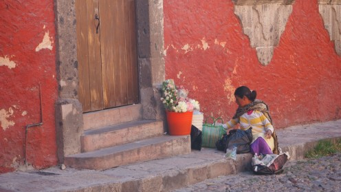 Streetlife in San Miguel