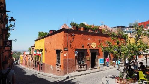 Streetlife in San Miguel