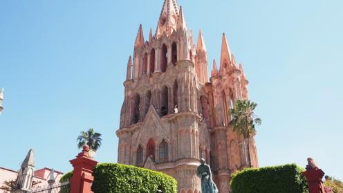 San Miguel Kirche