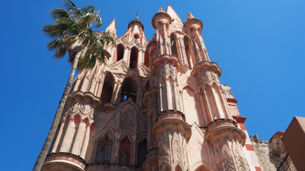 Kirche in San Miguel