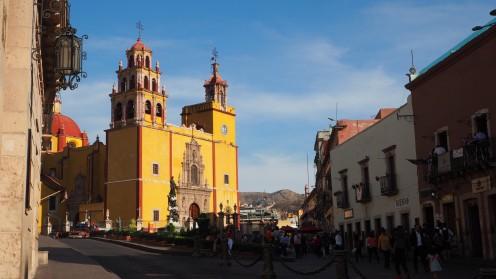 Guanajato Kirche