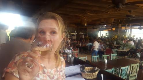 Winetasting in Mexiko