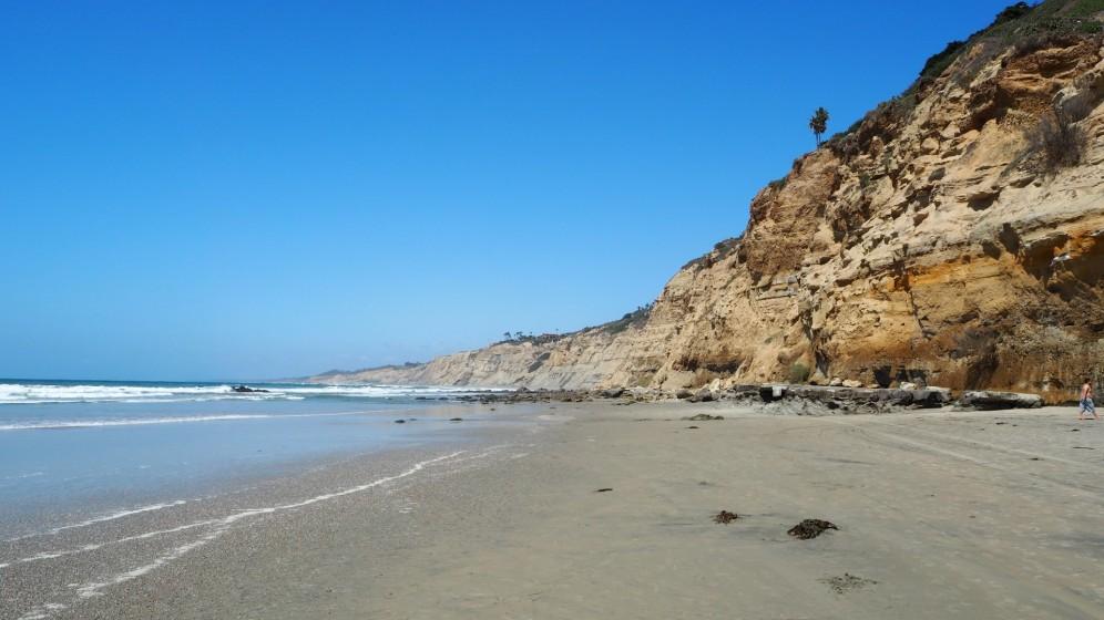Strandspaziergang La Jolla