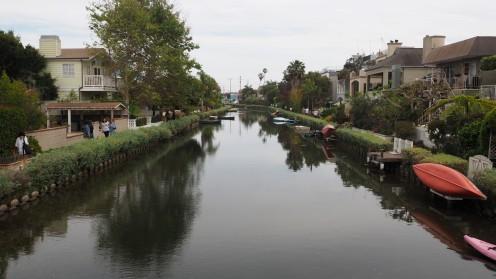 Venedig, Amsterdam, nee Venice