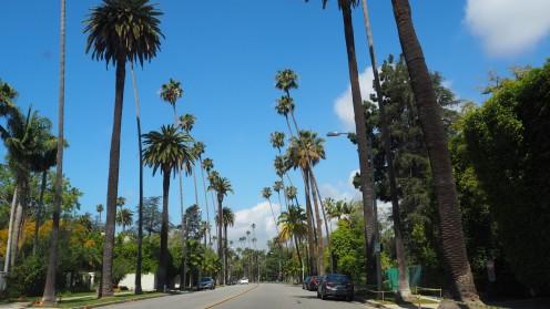 Wohngebiet Beverly Hills