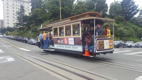 Straßenbahn San Francisco