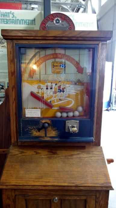 Basketball Spielautomat