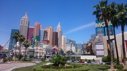 MGM und New York