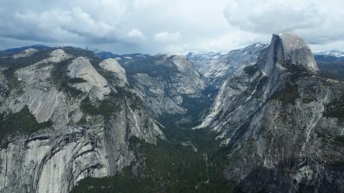 Glacier Point View