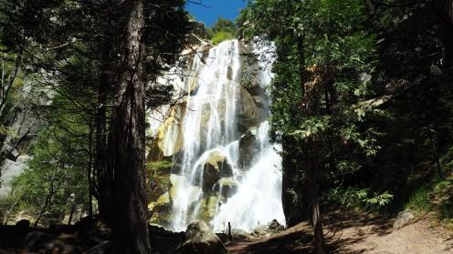 Wasserfall im Kings Canyon