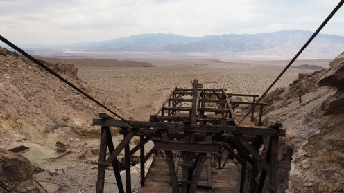 Keane Wonder Mine @Death Valley