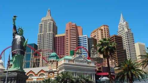 NY in Las Vegas
