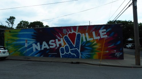 Love, Peace and Nashville