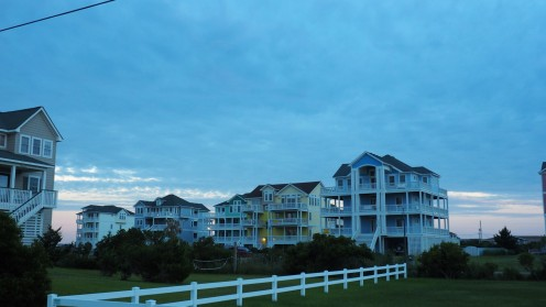 Downtown Rodanthe