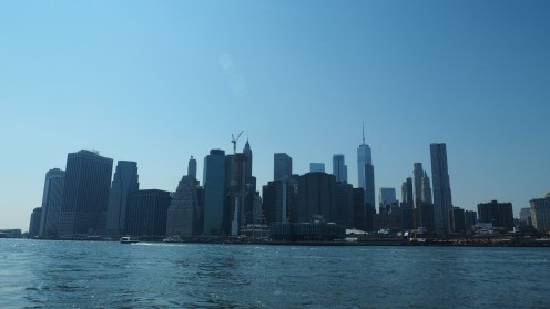 Skyline Manhattan