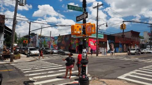 Brookyln Wyckoff Avenue