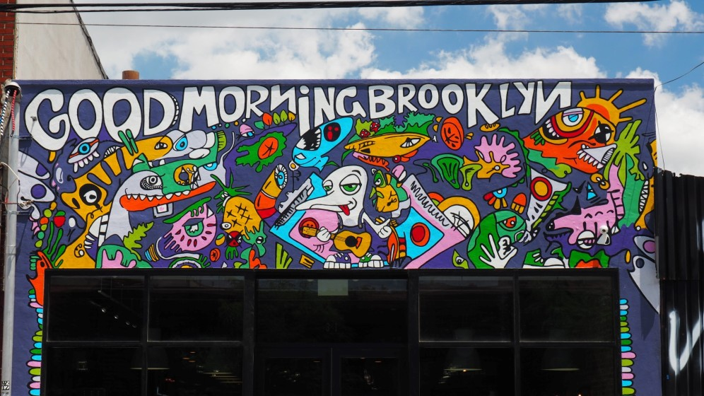 Good Morning Brooklyn
